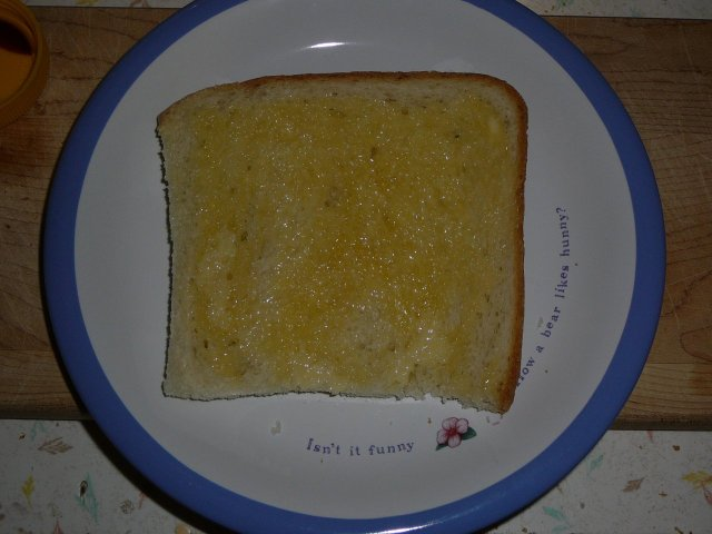 Anaemic Toast